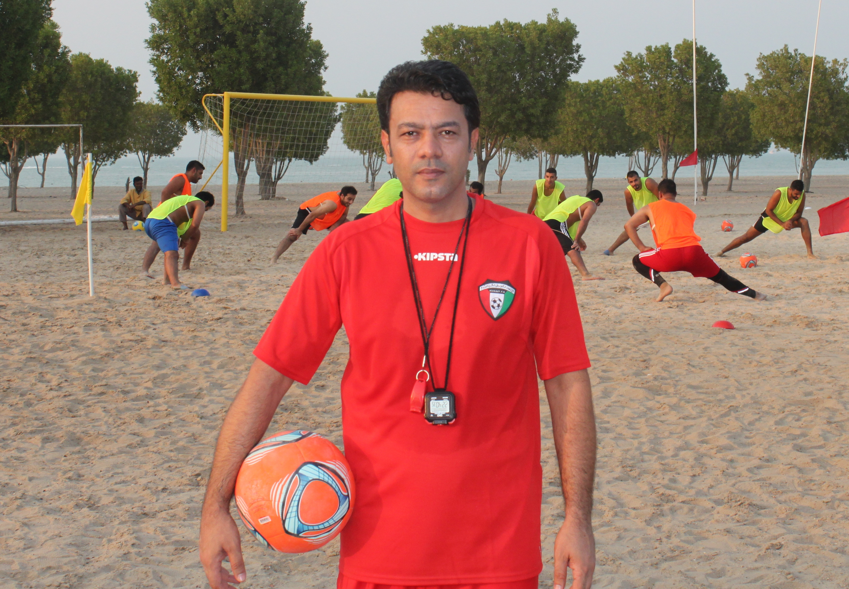 New Chapter in Corporate Beach Football: Appointment of Karim Moghaddam