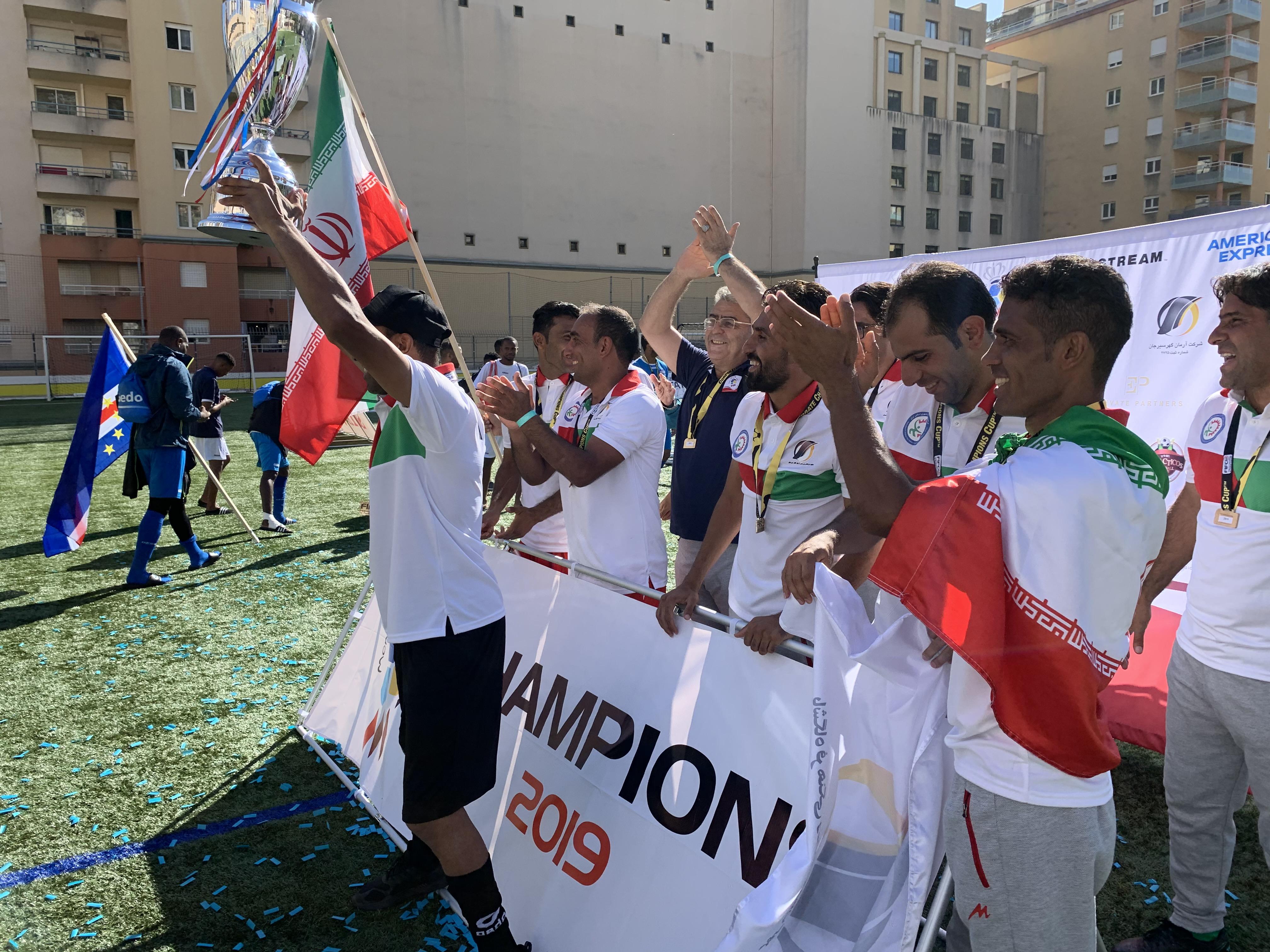 La World Corporate Champions Cup 2019 touche à sa fin