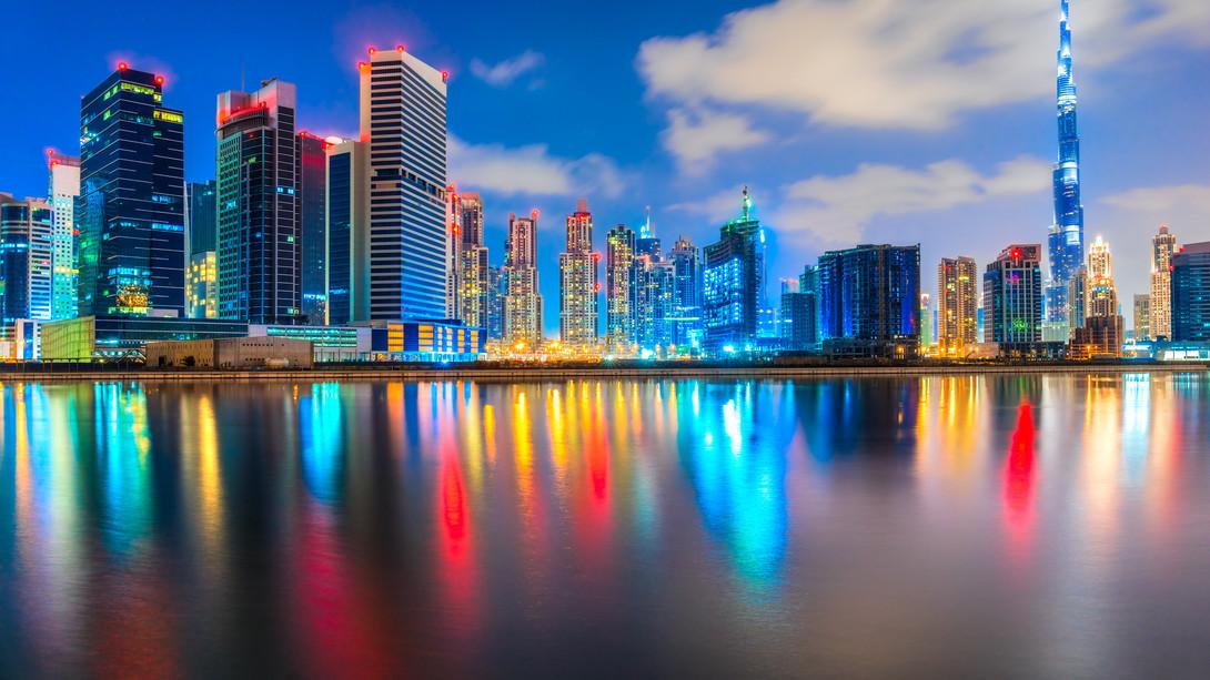 Next Destination: Dubai 2021